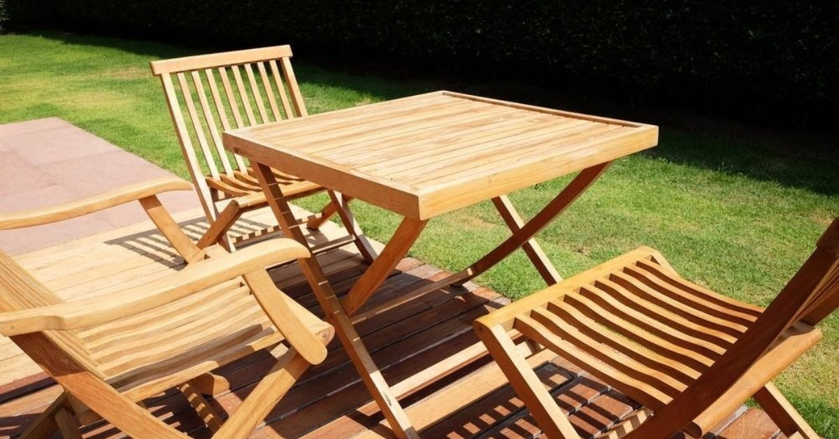 Diy Garden Furniture Projects