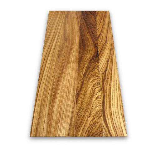 Luxury Solid African Hardwood Flooring, Zebrano Laminate Flooring